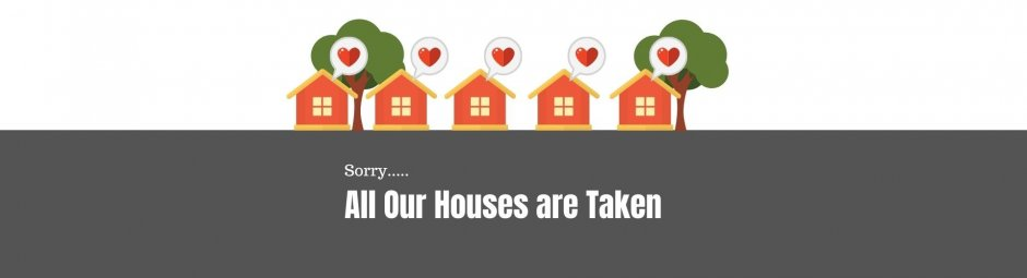 Sorry, All Our Properties are Taken | Your Lettings Peterborough | Serviced accommodation Peterborough