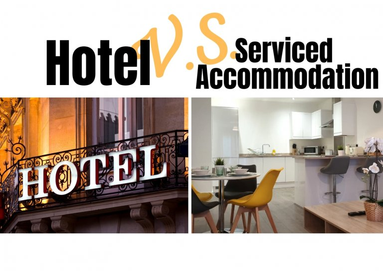 10 Reasons why Serviced Accommodations are better than Hotels for Contractors coming to Peterborough