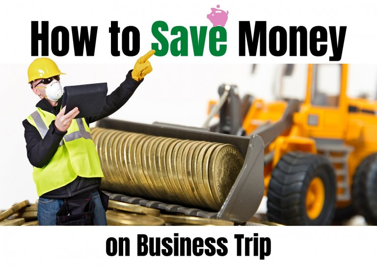 How can contractors save money on Business Trip