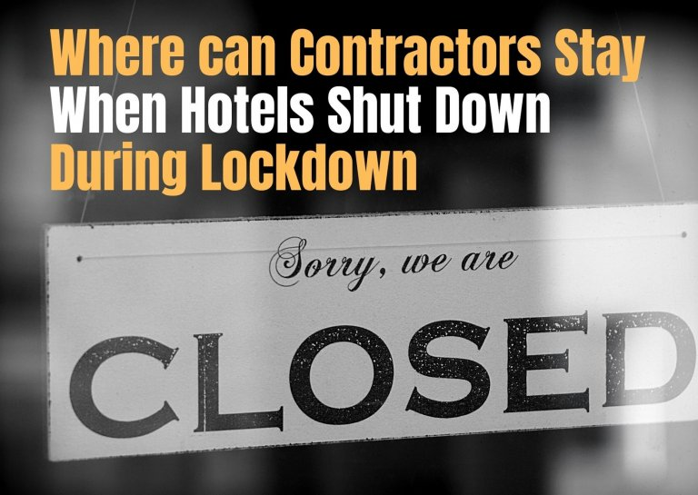 Where Can Contractors Stay When Hotels Shut Down During Lockdown | Your Lettings Peterborough